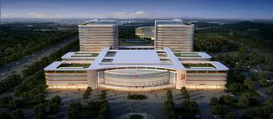 联德承接智慧医院整体设计及施工